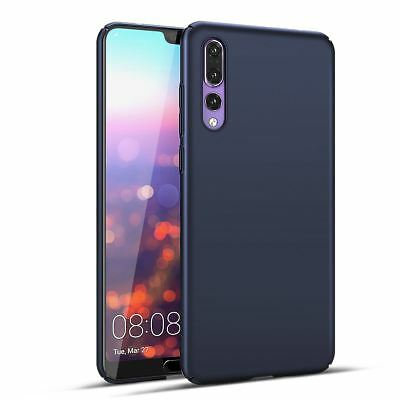 Luxury Protective Slim Thin Hard Back Case Cover For Huawei P20 Pro P10 P Smart 11