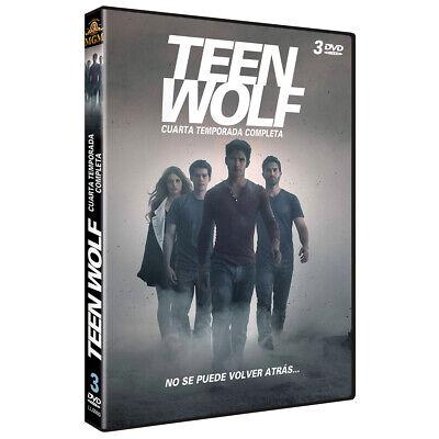 Pelicula Dvd Pack Serie Tv Teen Wolf Temporadas 3Parte1+T4+T5 Precintadas 7