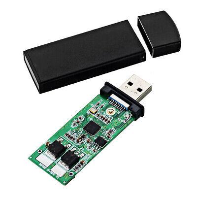 USB 3.0 to M.2 SSD Enclosure Case for NGFF B Key Hard Disk B+M Key M2 SATA SSD 7