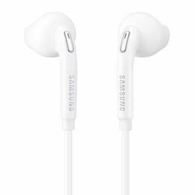 2 X Genuine Samsung Earphone for Galaxy S6,Edge Note 3, 4 S5 S4 Headphone 5