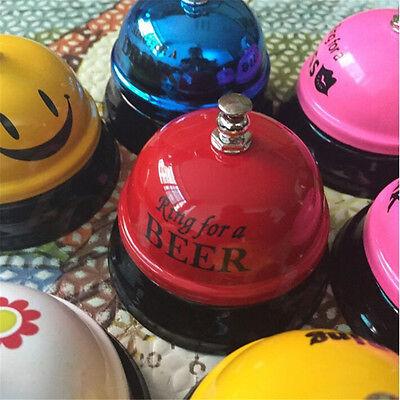 Hotel Counter Desk Bell Ring Metal Reception Restaurant Kitchen Bar Service Call 4