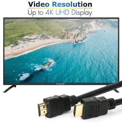 3ft-100ft PREMIUM HDMI CABLE For BLURAY 3D DVD PS3 HDTV XBOX LCD HD TV 1080P 4K