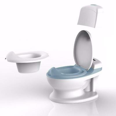 Pote Plus - My First WC Potty - Blue 3