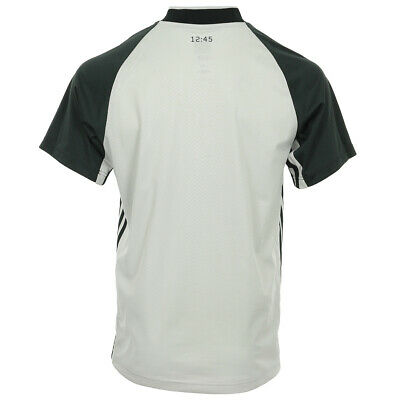 Vêtement T-Shirts adidas homme Numbers Jersey taille Gris Polyester 2