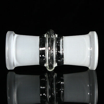 Glass Adapter 18mm/F Female to 18mm/F Female, Arizer Extreme Q/V-Tower/DDave Mod 3