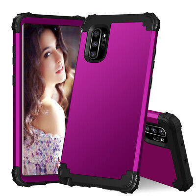 Hybrid Rugged Shockproof Case Cover For New Samsung Galaxy Note 10 / 10+ Plus 5G 2