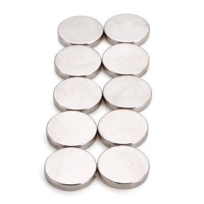10 stücke N50 15x3mm Starke Magneten Runde Größe Rare-Earth Neodym magnet 4