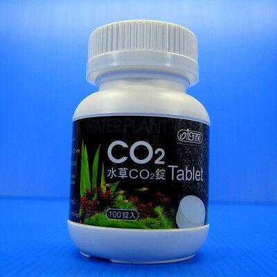 CO2 Tablet dissolvent pour les plantes eau aquarium de réservoir de poissons 5