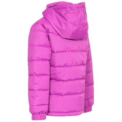TP3558 Trespass Childrens Girls Marey Padded Jacket
