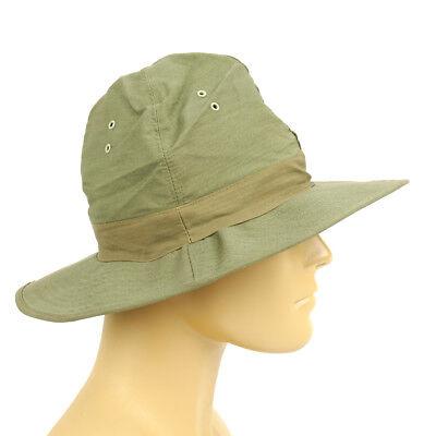 U.S. WWII Daisy Mae HBT Hat- 7.50 US (60 cm) 4