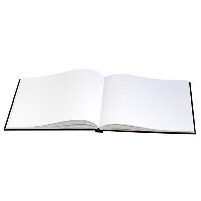 Kondolenzbuch /'Vögel Wir nehmen Abschied/' weiß schwarz Trauer Trost