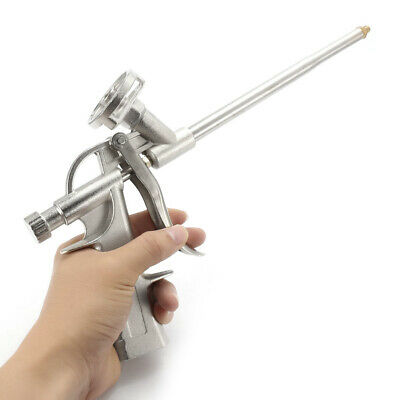 Professional Spray tous les mousse en expansion Gun Metal outil polyuréthane 2