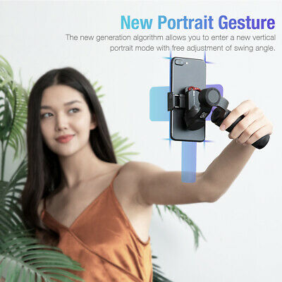 Zhiyun Smooth Q2 MobileGimbal Stabilizer w/360° Rotation For iPhone Samsung 4