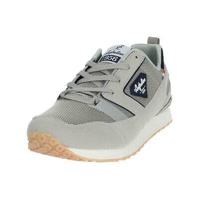 the latest fe6db 7f5ee SCARPA UOMO AUSTRALIAN scarpe casual tempo libero palestra sneakers moda  grigia