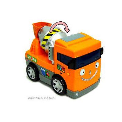 Little Bus TAYO-Talking Chris Heavy Equipment Truck Sound Korean animation