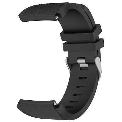 For Samsung Gear S3 Frontier / Classic Replacement Silicone Sports Band Strap