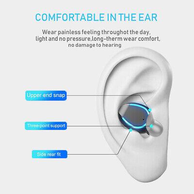 Bluetooth 5.0 Earphones Wireless Headphones Mini Earbuds Headset Waterproof TWS 11