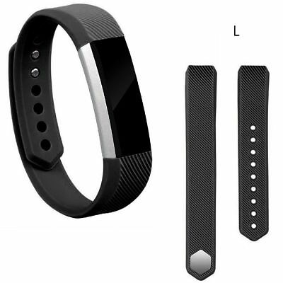 Replacement Silicone Wristband Wrist Band Strap Bracelet For Fitbit Alta HR Hi-Q 3