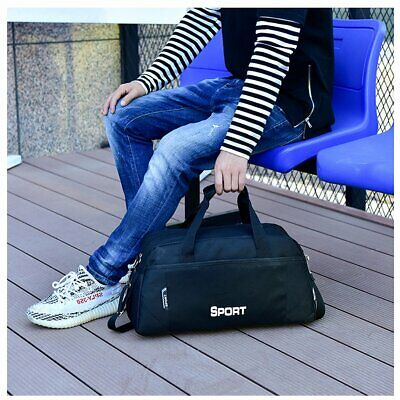 Sporttasche Fitness Sport Umhäng Kinder Tasche Training Medium Bag Reisetaschen 3