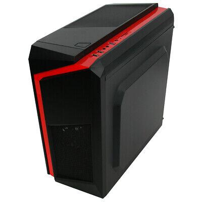 ULTRA FAST  i5 i7 Desktop Gaming Computer PC 2TB 16GB RAM GTX 1660 Windows 10 4