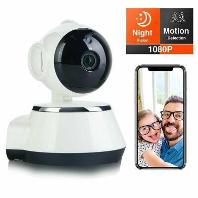 1080P HD Wireless IP Camera Home Security Smart WiFi Audio CCTV Camera UK 4