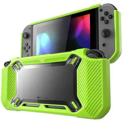 For Nintendo Switch Case Cover,Mumba Slimfit/Rugged Series Protective Skin Shell