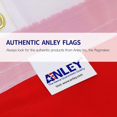 ANLEY Betsy Ross Flag United States Banner Polyester 3x5 Ft Flag Double Stitched 6