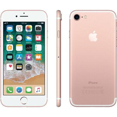 Apple iPhone 7 32gb 128gb  256gb Unlocked Sim Free Smartphone with ACCESSORIES 2
