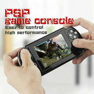 8GB 5.1'' Handheld PSP Game Console Player Built-in 1000 Games Portable Consoles 6