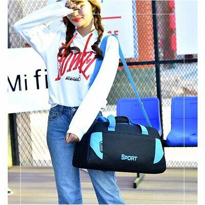 Sporttasche Fitness Sport Umhäng Kinder Tasche Training Medium Bag Reisetaschen 9