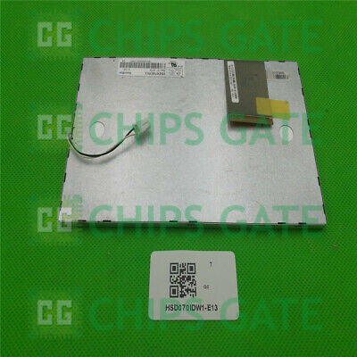 "1PCS New for HannStar 7"" HSD070IDW1-E13 800*480 a-Si TFT-LCD 3"