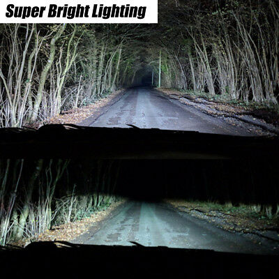 LED Work Light Bar Spot Flood Offroad Roof Lights Driving Lamp Truck Bar Car 4WD 3