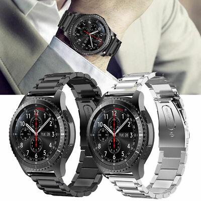 Uhrenarmband für Samsung Gear S3 Frontier/Classic/Galaxy Watch 46mm Strap 2