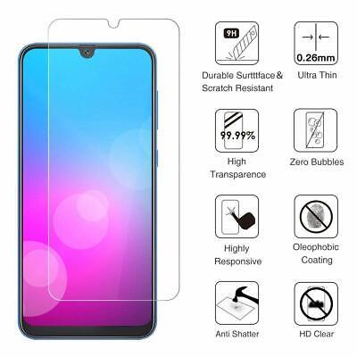 2x Samsung Galaxy A40 Schutzglas Panzerfolie Displayschutzfolie 9H Hartglas 2