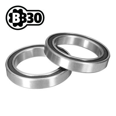 Pair BB30 PF30 Bottom Bracket Bearings Bike Components