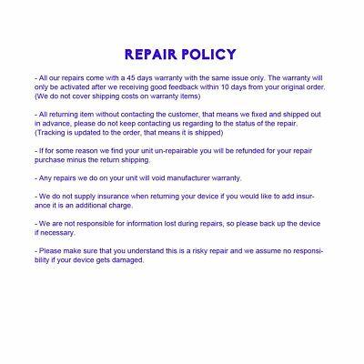 IPhone 7/7 Plus Audio IC No Mic / Speaker Slow Boot Repair Service *READ* 2