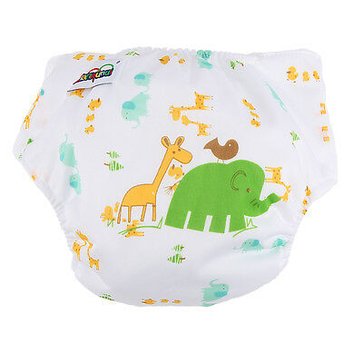 New 10pcs+10 INSERTS Adjustable Reusable Lot Baby Washable Cloth Diaper Nappies 5