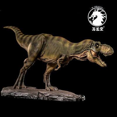 W-Dragon Tyrannosaurus Rex Model T-Rex Statue Dinosaur Figure Collector Toy Gift 2