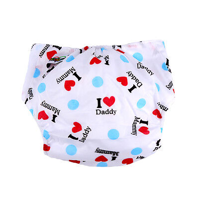 New 10pcs+10 INSERTS Adjustable Reusable Lot Baby Washable Cloth Diaper Nappies 10
