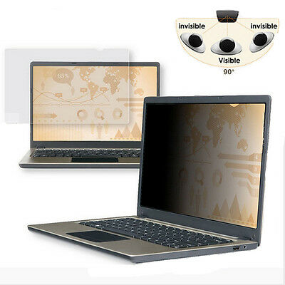 """Privacy Screen Filter Anti-Glare Protector Film for 12/"""" 13/"""" 14/"""" Laptop"""
