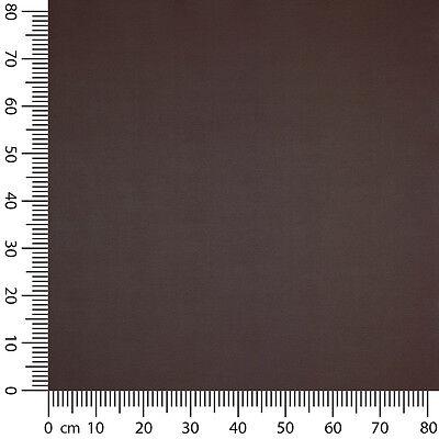 Autokunstleder PVC 710 g//m² DIN 75200 Breite 140cm Schokoladenbraun RAL 8017 s..
