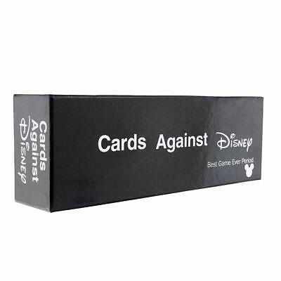 New SEALED Cards Against DISNEY 828 Cards ORIGINAL RED/Black PACK Edition 3