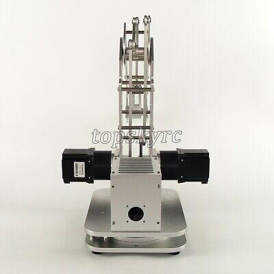 4-Axis 4-DOF Robot Arm Industrial Mechanical Arm + 57 Gear Motors 2.5kg 500W tps 5