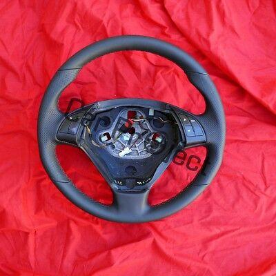 Neubeziehen Lederlenkrad Lenkrad Leder Fiat Bravo mk2 Abarth Sport 140-1