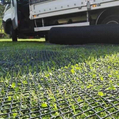 Rasengitter Rasenschutzgitter Gartenweg Schutzgitter HaGa® 25m L x 1,3m Breite 4