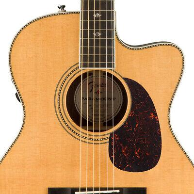 Acoustic Guitar Pickguard Pick Guard Soft Scratch Plate Adhesive Comma Shape 7