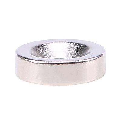 50 Stück Set Starke Magnete N50 Neodym Permanentmagnet10mm x 3mm mit 3mm Loch 6