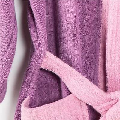 Caleffi modello Minorca Accappatoio con cappuccio unisex Colore Giallo Sole in spugna 400 gr//mq puro cotone idrofilo -Taglia XL