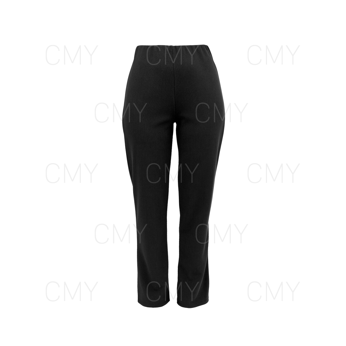 50cb4ad72c5 Womens Trousers Ladies Stretch Finely Ribbed Pants Pull On Bottoms Plus  Sizes 7 7 sur 10 ...