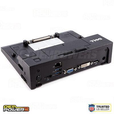 DELL Docking Station E6400 E6420 E6430 E7450 E7470 E-Port II Replicator USB 3.0